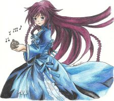 Pandora Hearts Alice by FlawlessInnoncence