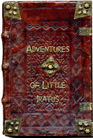 Adventures of Little Iratus - part 1 (old book) by utan77