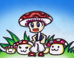episode 36: mushroom boy by STITCH62633
