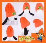 Cosplay Parappa The Rapper Hat by calgarycosplay