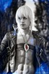 Dante - Devil May Cry 3 Cosplay Art by Leon Chiro by LeonChiroCosplayArt