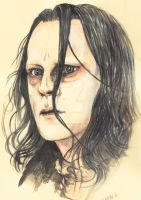 LOTR Wormtongue by morgansartworld
