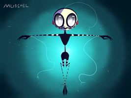 The Marionette | Invited to my crucifixion by Mudstel
