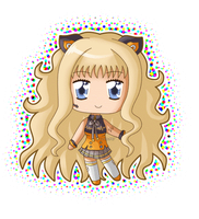 Chibi SeeU Blink by izka197