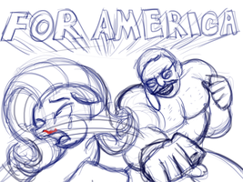 FOR AMERICA by zp92