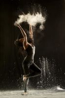 powder dancing by gestiefeltekatze
