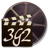 Steampunk 3g2 video file Icon by pendragon1966