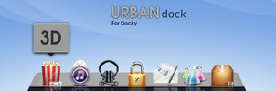 URBAN Docky Theme by half-left