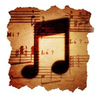 iTunes Sheet Music Icon by purds