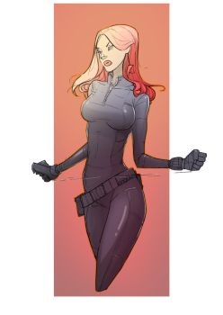 Black Widow by TheBabman