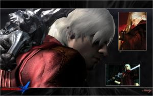 Devil May Cry 4 by Norelye