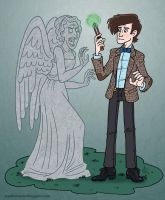 Don't Blink... by StudioBueno