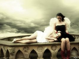 Angels by DEIVIONIC