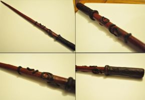 My Wand by Queen-obsession