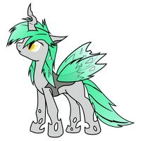 OC vector for Xeirla by TechRainbow