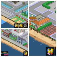 simpsons tapped out beachfront by joeschma