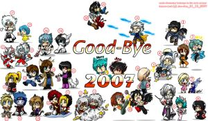 :- GoodBye-2007:- by JinoSan