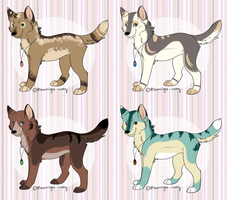 easter canine adopts closed by gold-adopts
