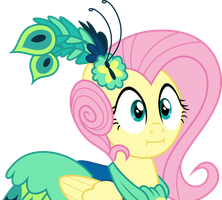 Vector #171 - Fluttershy #11 by DashieSparkle