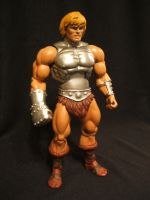 MOTUC custom Platino WIP by masterenglish