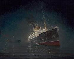 Final minutes of the Empress of Ireland by 121199