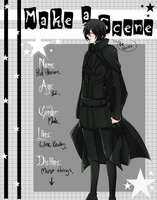 :MakeAScene:Teacher:Alterion: by KaiSuki