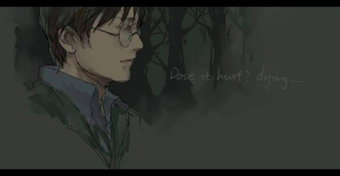 Does it hurt? by luthienelf