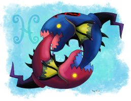 Heartless Pisces by LynxGriffin