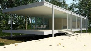 Farnsworth House 02 by sadypisten