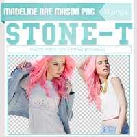 SUPER PNG PACK Madeline Rae Mason 13 PNGS by Stone-t