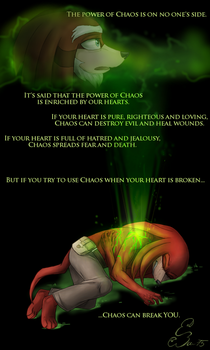 Chaos in on no one's side by BUGHS-22