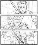 Dragon Age-y snippets... by ashitarimai