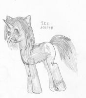 Ice:rough draft by WoefulWriters