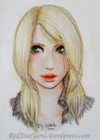 Emily Browning by RedStar-Sama