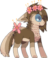 pixel for evening-blossom by skuIIy