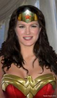 Gina Carano as Wonder Woman Version 2 by renstar71