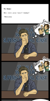 SPN Q n' A: Hair cut by SilentImagery