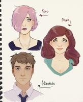 who're these losers by TwinklePowderySnow