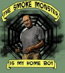 Smoke Monster is my Home Boy2 by hadskey76