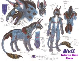 Null Reference Sheet 1.0 by randomflyingpigeons
