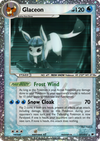 1st Edition Glaceon by ShiningBill