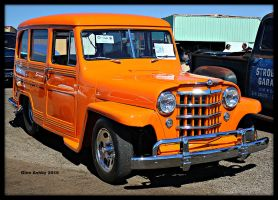 Willys Jeepster by StallionDesigns