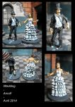 Wedding - Zombicide Minis - Montage - 15 Avril by Arnolf