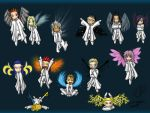 Organization XIII... angels? by Lord-Evell