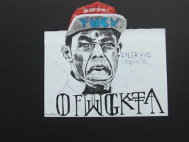 Tyler the Creator by TheOtherBigFish