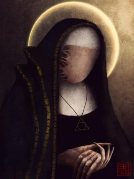 Prioress by Julian-Faylona