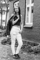 simone Witting (DK) by mortenthoms