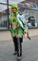 animuc2014: Elven Archer by Ikarooz