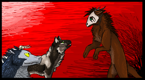 iScribble Collab #12 by Silvadruid