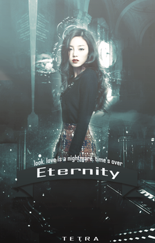 Eternity (Wattpad Book Cover) by twilightsparkization
